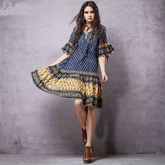vestido-etnico-estilo-indiano