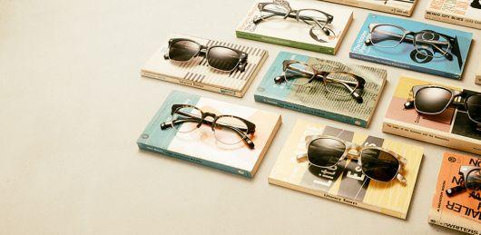 vários tipos e modelos de óculos
