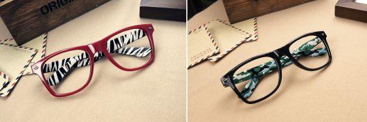 óculos de grau retangulares
