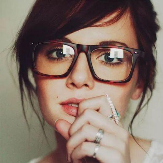 óculos geek estilo Ray Ban