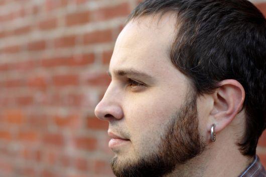 argola masculina orelha