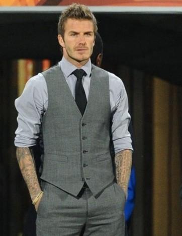colete e gravata slim como fica