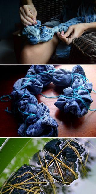 como customizar calça jeans exemplo como fazer tie dye