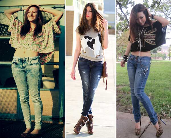 camisetas divertidas para look com jeans