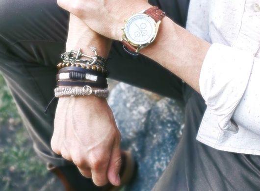 como usar pulseiras variadas