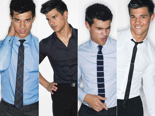 gravata slim básica sem erro