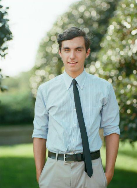 gravata slim comprimento