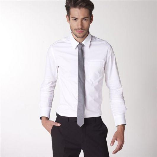 gravata slim nó