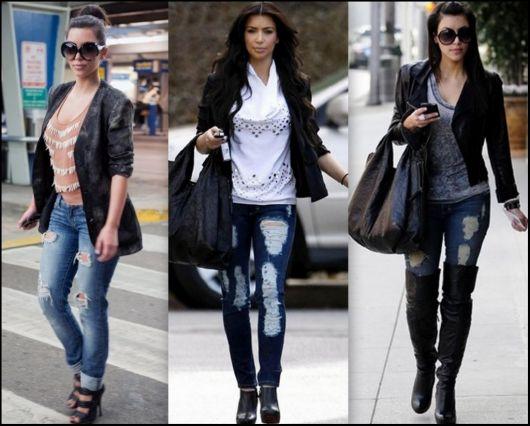 looks casuais com calça jeans