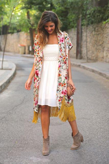 Kimono Feminino Dicas De Como Usar E 50 Looks Divos