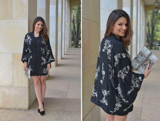 Kimono feminino: Dicas de como usar e 50 Looks Divos!