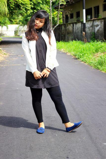 dicas de look inverno com legging e sapatilha