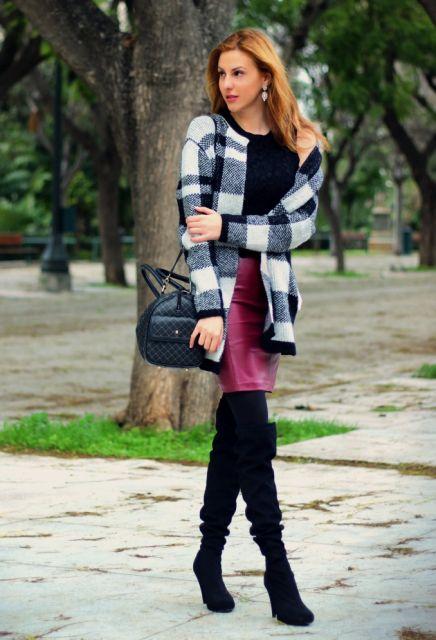 ideias para look casual chique no inverno