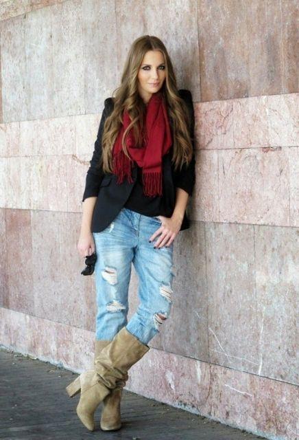 look inverno estilo basico