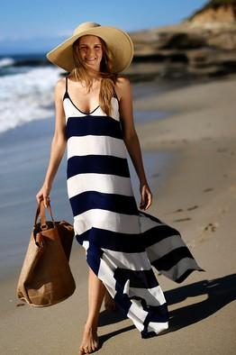 vestido para praia longo