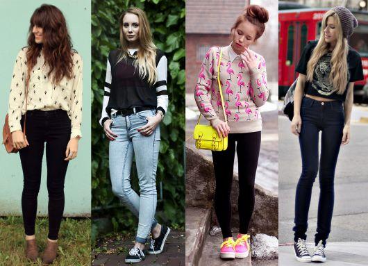 looks-para-escola-calça-jeans