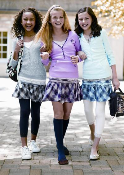 como usar legging em looks para escola