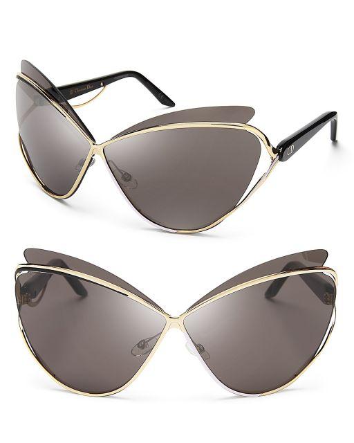 Óculos gatinho da Dior