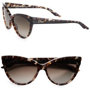 Óculos escuro gatinho da Dior Óculos mesclado da Christian Dior 3c5ad592f3