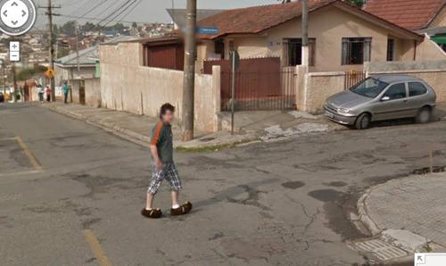 exemplo de pantufas femininas street view