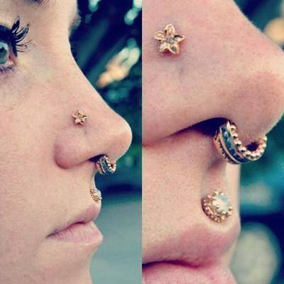 exemplo piercing medusa modelo diferente