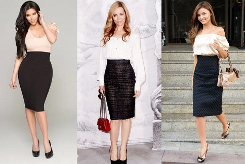 LOOK TRABALH... Fashionable Business Attire For Young Women