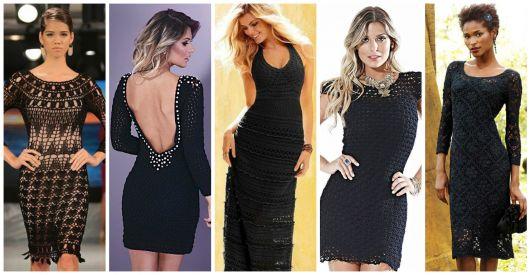 modelos pretos