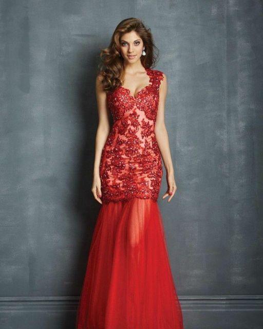 Vestido De Formatura Vermelho Fotos Modelos E Dicas De