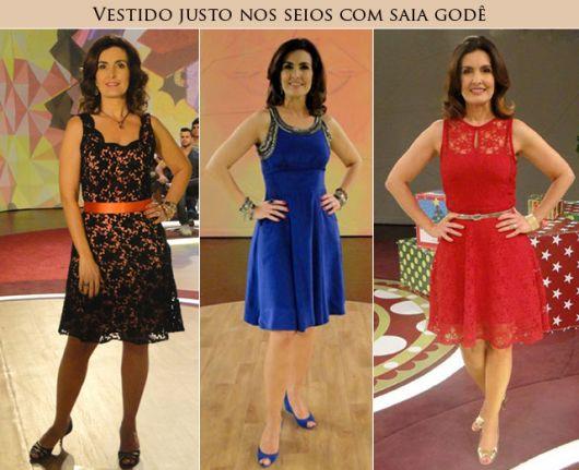 Looks da Fátima Bernardes