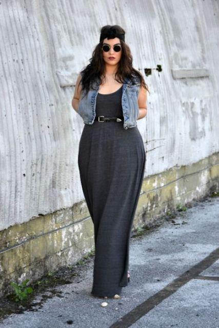 vestido longo para baixinha e gordinha cinto