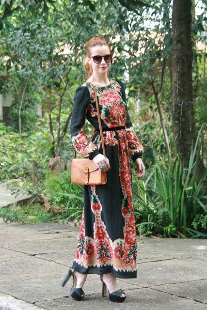 vestido longo para baixinha da julia petit