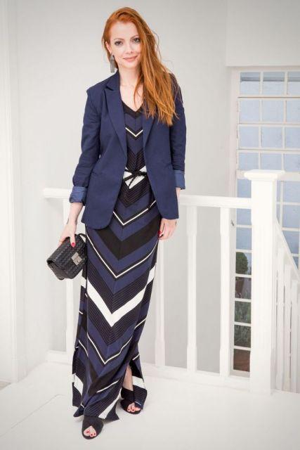 vestido longo para baixinha decote em V