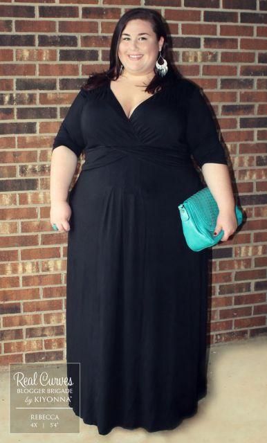 vestido longo festa gordinhas
