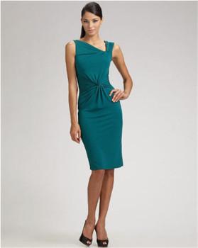 vestidos para trabalhar simples e curto