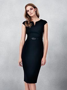 vestidos para trabalhar dicas de modelos