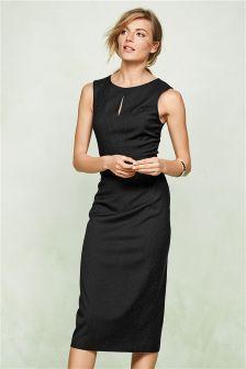 vestido para o trabalho preto