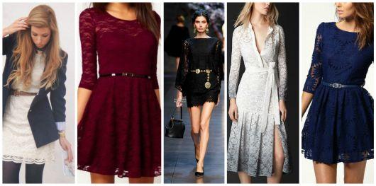 como usar cinto vestido