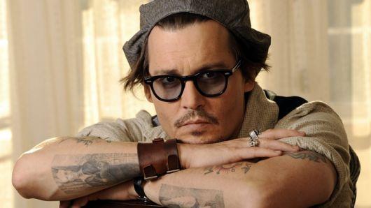 Johnny-Depp-acessórios masculinos