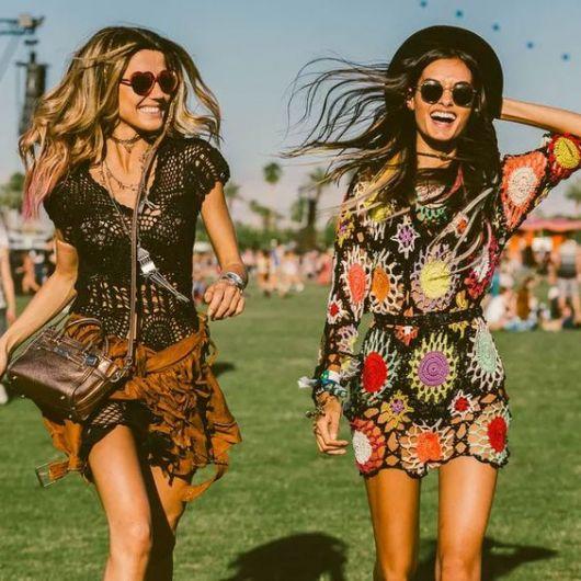 Moda hippie alegria