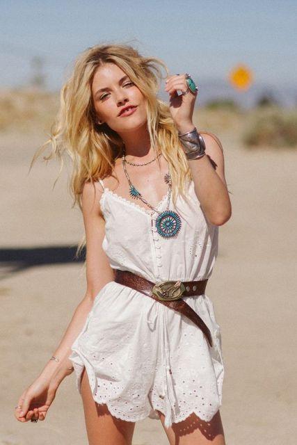 Moda hippie cinto