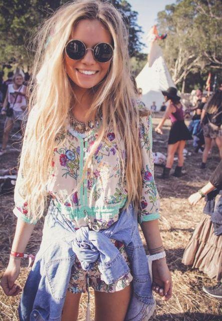 Moda hippie oculos