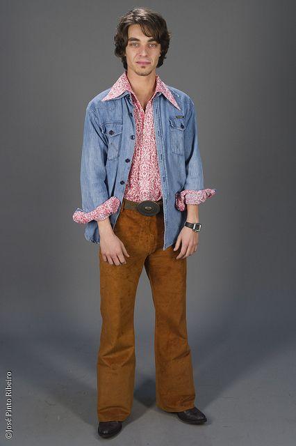 Moda masculina anos 60