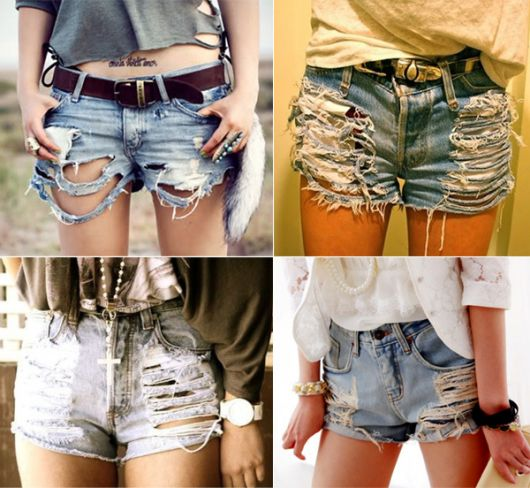 Short destroyed - MODELOS
