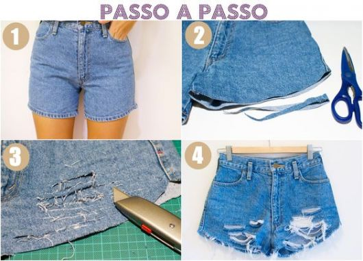 Short destroyed - PASSO A PASSO