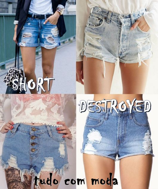 Short destroyed - capa do post