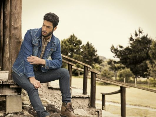 bota masculina country look