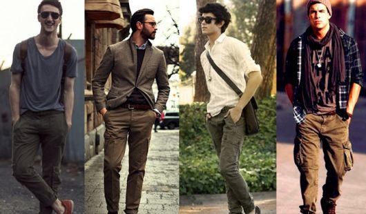 CALÇA CARGO masculina: Modelos e looks inspiradores!