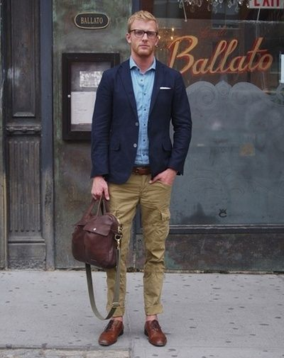 calça cargo masculina aventura look moderno