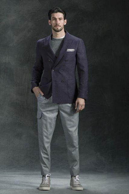calça cargo masculina modelo social