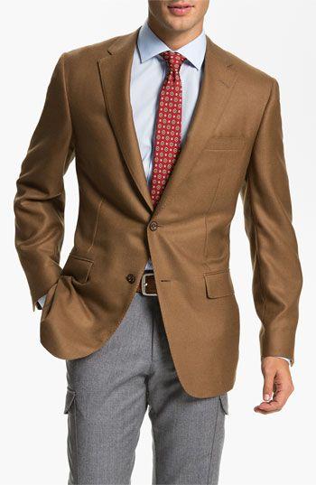 calça cargo masculina social com blazer